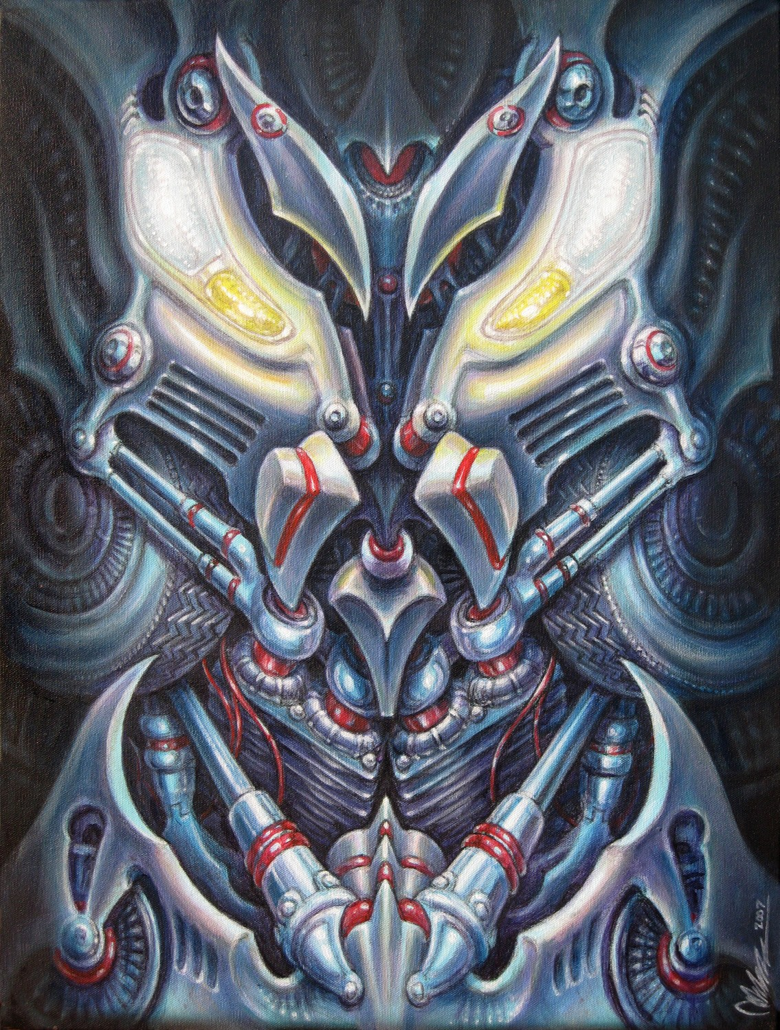 Guyomech - Member Art Galleries - Welcome to the DMT-Nexus
