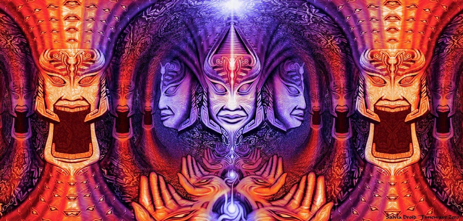 SalviaDroid - Member Art Galleries - Welcome to the DMT-Nexus