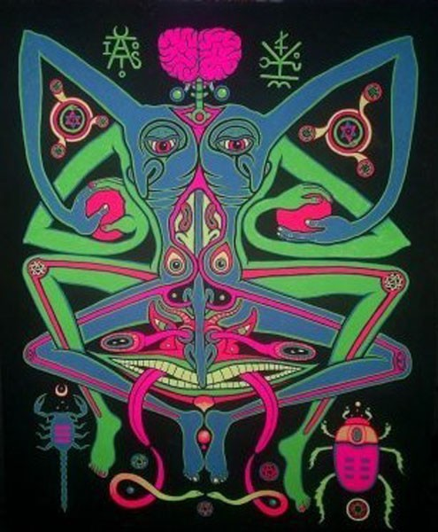 blue lunar night - Member Art Galleries - Welcome to the DMT
